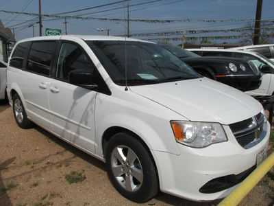 2013 Dodge Grand Caravan - 2C4RDGBG7DR632858