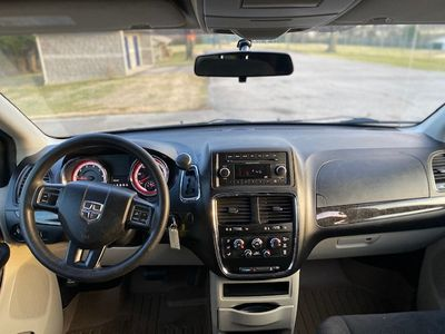 2013 Dodge Grand Caravan SE - Click to see full-size photo viewer
