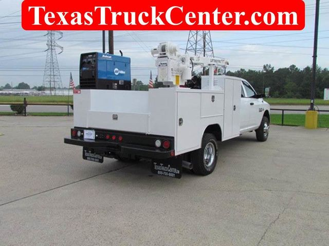 2013 Dodge Ram 3500 Mechanics Service Truck 4x4 - 12076633 - 0