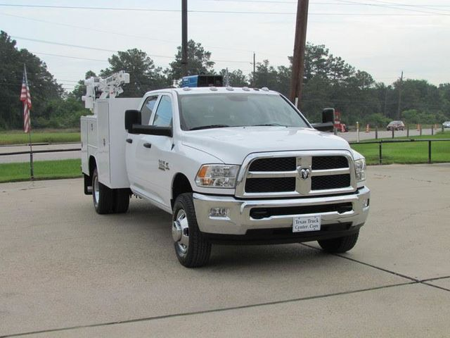 2013 Dodge Ram 3500 Mechanics Service Truck 4x4 - 12076633 - 2
