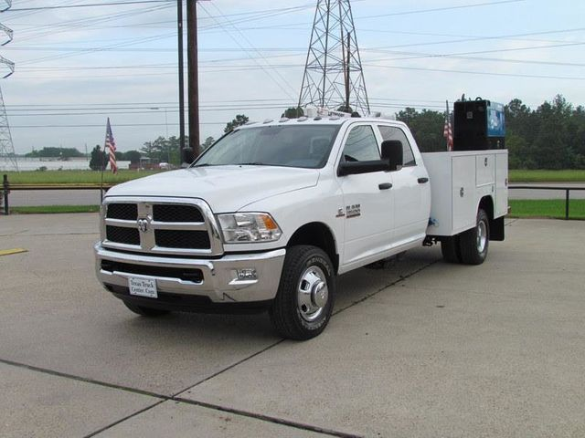 2013 Dodge Ram 3500 Mechanics Service Truck 4x4 - 12076633 - 4