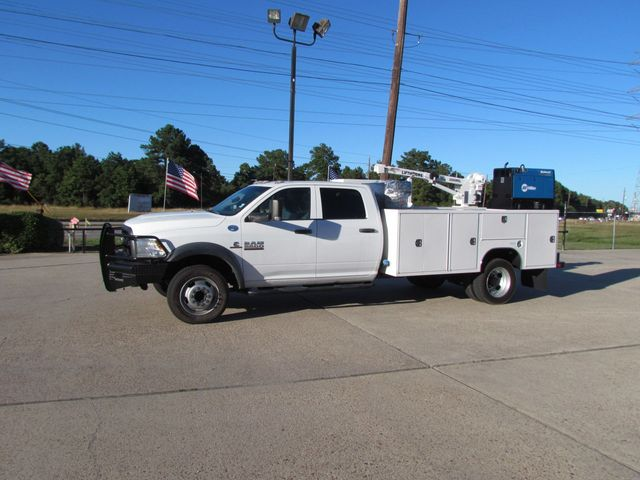 2013 Dodge Ram 5500 Mechanics Service Truck 4x4 - 14892435 - 0