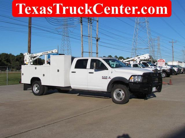 2013 Dodge Ram 5500 Mechanics Service Truck 4x4 - 14892435 - 1
