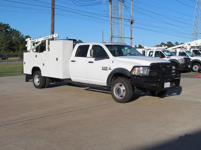 2013 Dodge Ram 5500 Mechanics Service Truck 4x4 - 14892435 - 2