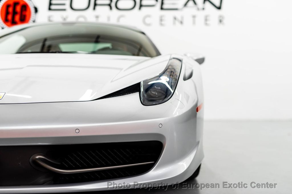 Ferrari 458 Italia Grey 1 Speedlux