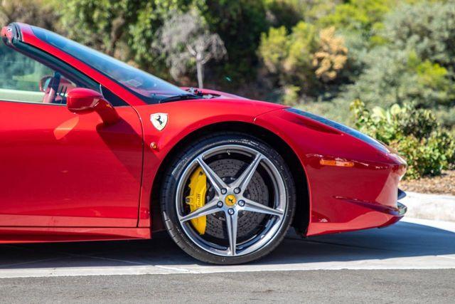 Ferrari 458 Spyder >> 2013 Used Ferrari 458 Spider At Cnc Motors Inc Serving Upland Ca Iid 14179223