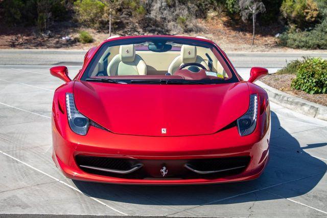2013 Ferrari 458 Spider Convertible for Sale Upland, CA , $209,999 ,  Motorcar.com