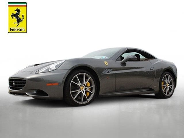 2013 Ferrari California 2dr Convertible - 19261450 - 0