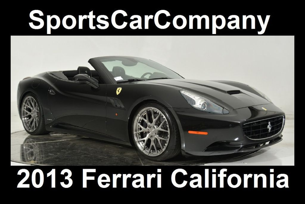 2013 Ferrari California 2dr Convertible - 16104896 - 2