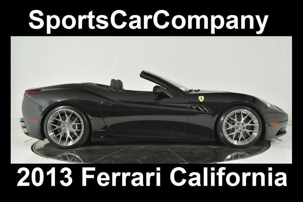 2013 Ferrari California 2dr Convertible - 16104896 - 3