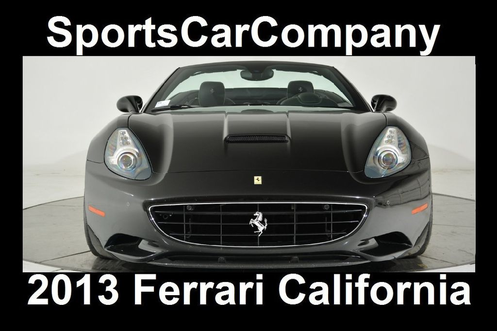 2013 Ferrari California 2dr Convertible - 16104896 - 5
