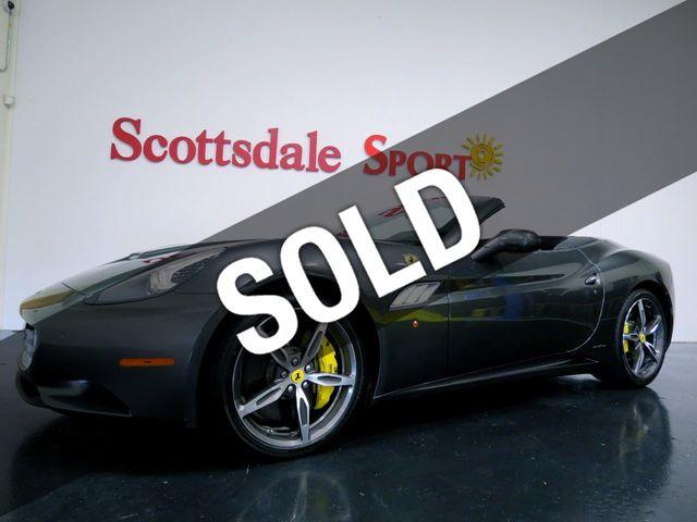 2013 Ferrari CALIFORNIA * ONLY 9K Miles...Special Handling Pkg.