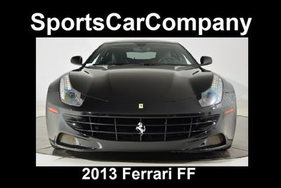 2013 Ferrari FF 2dr Hatchback - Click to see full-size photo viewer