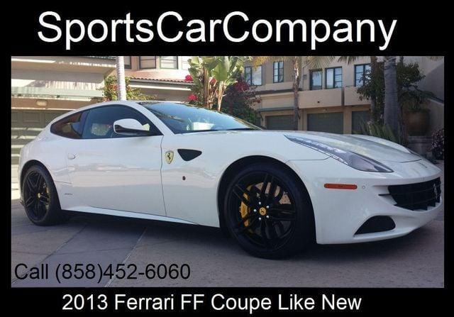 2013 Ferrari FF 2dr Hatchback   17475577   0