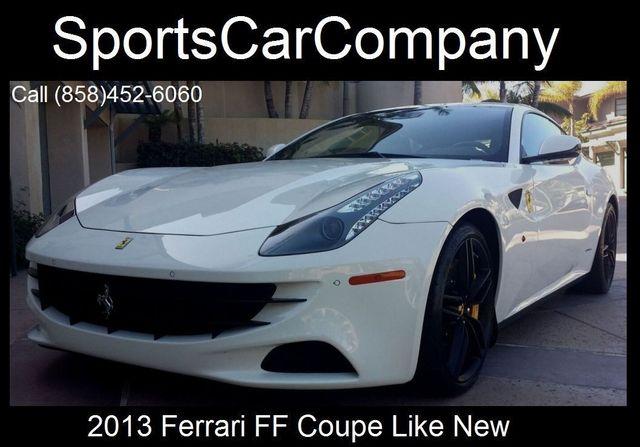 2013 Ferrari FF 2dr Hatchback - 17475577 - 1