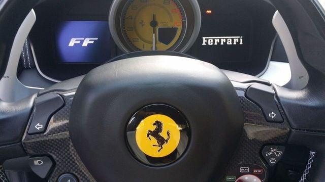 2013 Ferrari FF 2dr Hatchback - 17475577 - 24