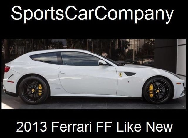 2013 Ferrari FF 2dr Hatchback - 17475577 - 53