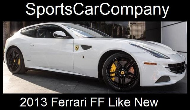2013 Ferrari FF 2dr Hatchback - 17475577 - 54