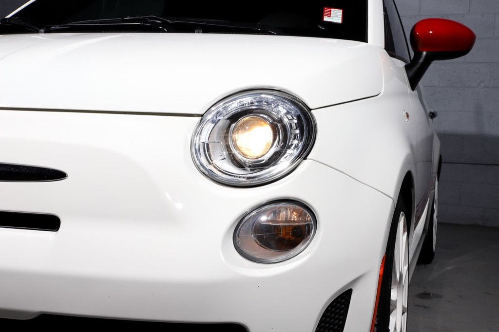 2013 FIAT 500 **1-OWNER**ABARTH**FACTORY WHITE WHEELS** - 18674797 - 24