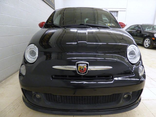 2013 FIAT 500 2dr Hatchback Abarth - Click to see full-size photo viewer