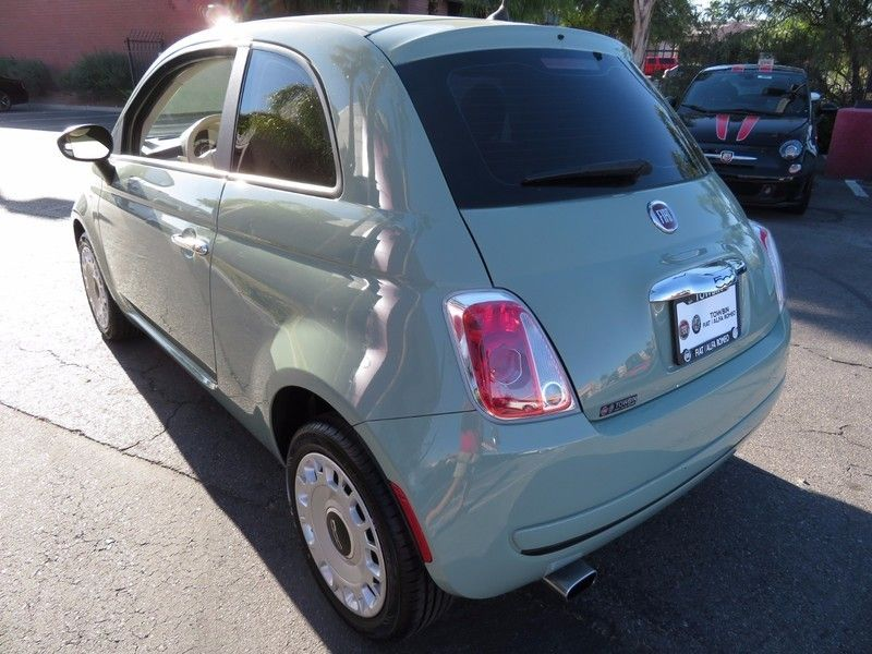 2013 Fiat 500 2dr Hatchback Pop - 16895886 - 9