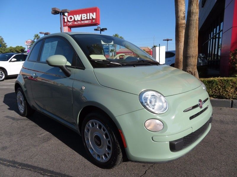 2013 Fiat 500 2dr Hatchback Pop - 16895886 - 2