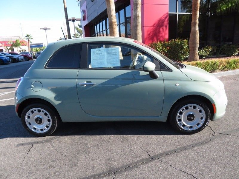 2013 Fiat 500 2dr Hatchback Pop - 16895886 - 3