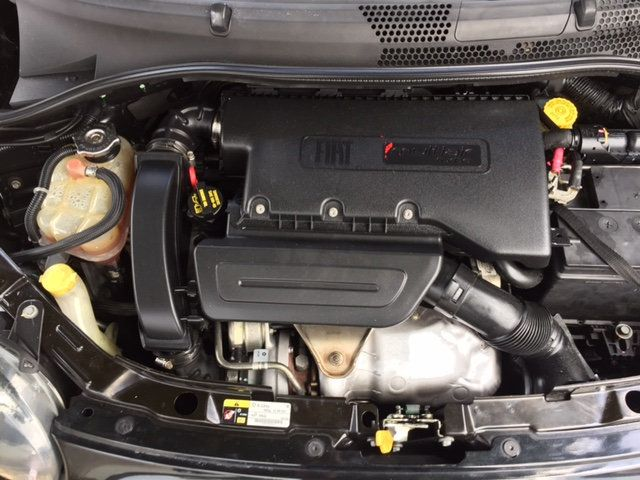 2013 FIAT 500 Sport Turbo