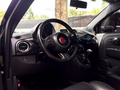 2013 FIAT 500 Sport Turbo Sport Turbo - Click to see full-size photo viewer
