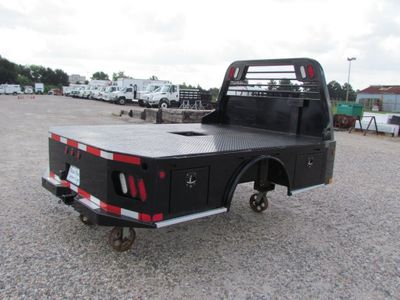 2013 Flatbed Steel Floor