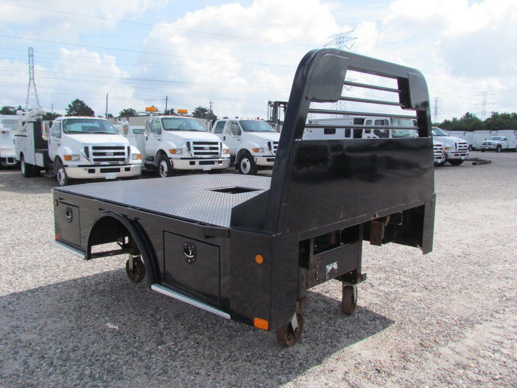 2013 Flatbed Steel Floor  - 16517966 - 10