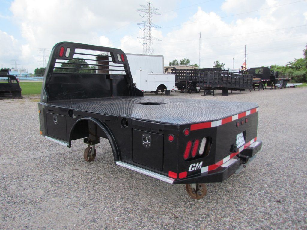 2013 Flatbed Steel Floor  - 16517966 - 1
