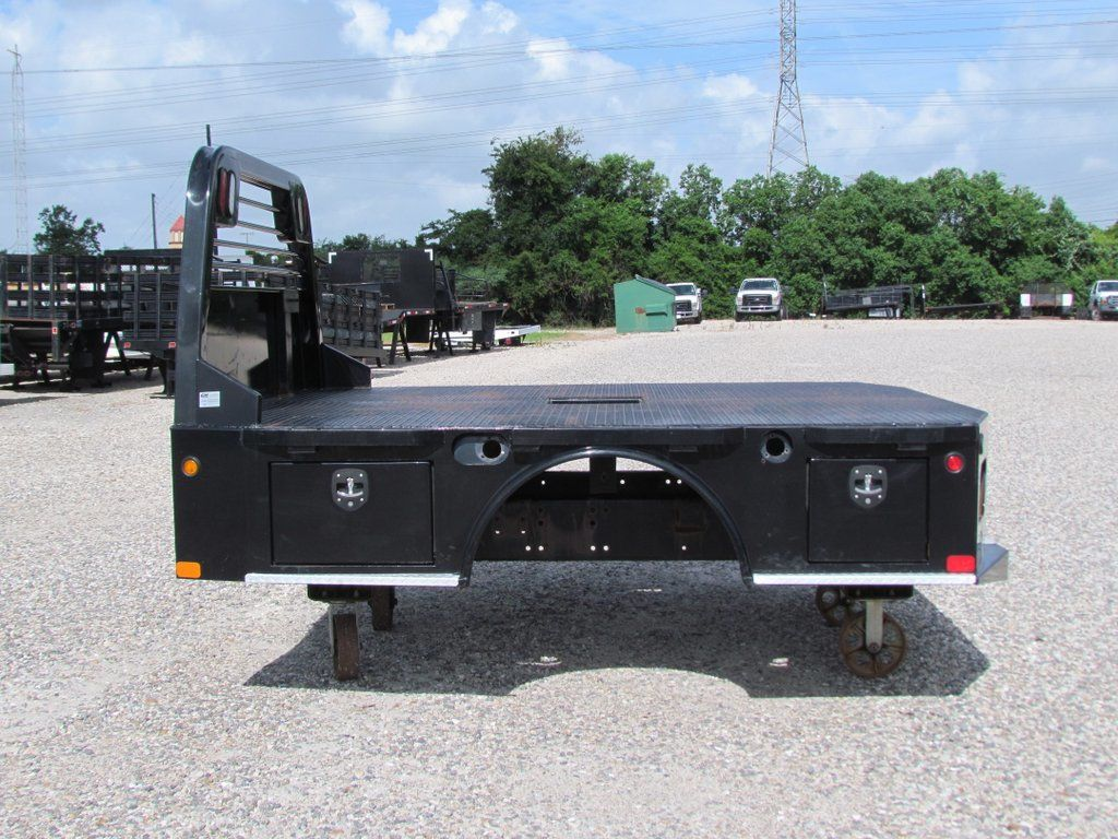 2013 Flatbed Steel Floor  - 16517966 - 3