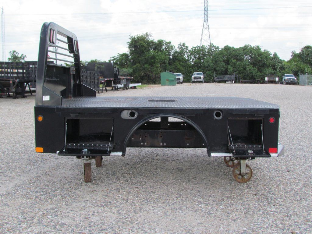 2013 Flatbed Steel Floor  - 16517966 - 4