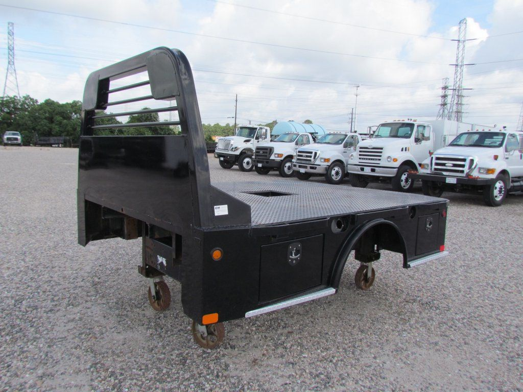 2013 Flatbed Steel Floor  - 16517966 - 5