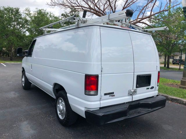 2013 Ford Econoline Cargo Van E-150 Commercial - Click to see full-size photo viewer