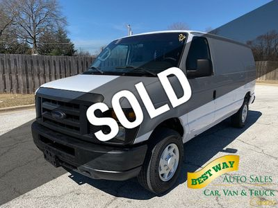 103297c434 Used Ford Econoline Cargo Van at Best Way Auto Sales Serving Alsip