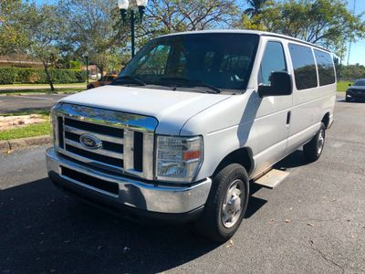 2013 Ford Econoline Wagon E-350 Super Duty XL Van