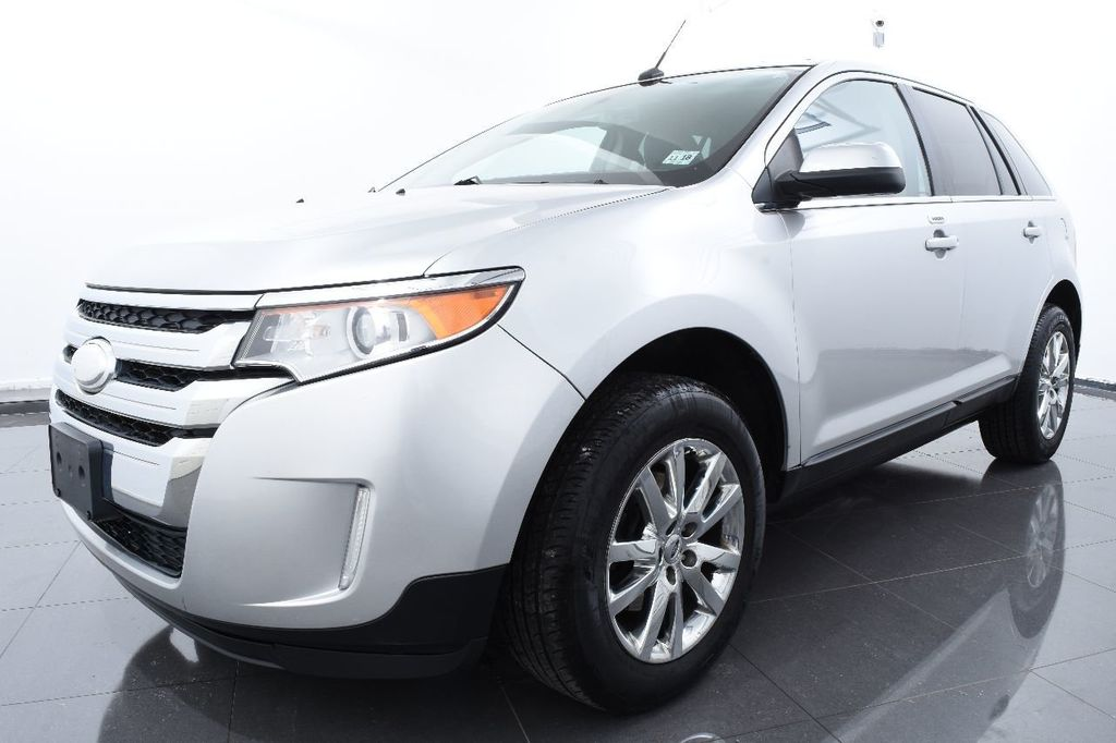 Safe Car Gov >> 2013 Used Ford Edge 4dr Limited AWD at Auto Outlet Serving ...