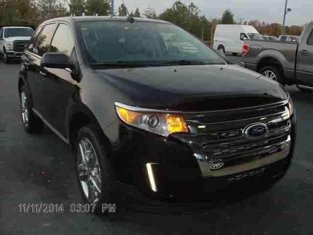 2013 Ford Edge 4dr Limited FWD - 13720913 - 0