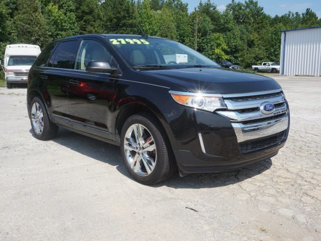 2013 Ford Edge 4dr Limited FWD - 13720913 - 16
