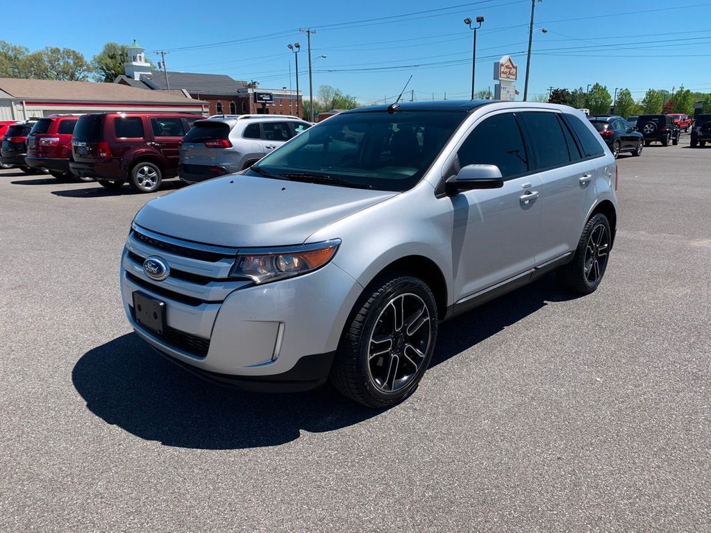 Ford Edge Used >> 2013 Used Ford Edge 4dr Sel Awd At Allen Auto Sales Serving Paducah Ky Iid 18847178