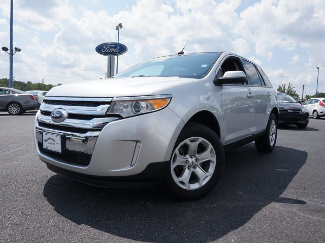 2013 Ford Edge 4dr SEL AWD - 13726587 - 0