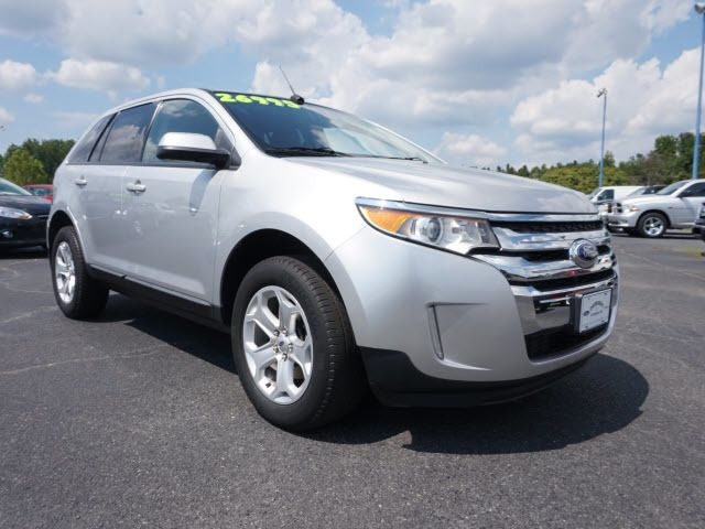2013 Ford Edge 4dr SEL AWD - 13726587 - 2