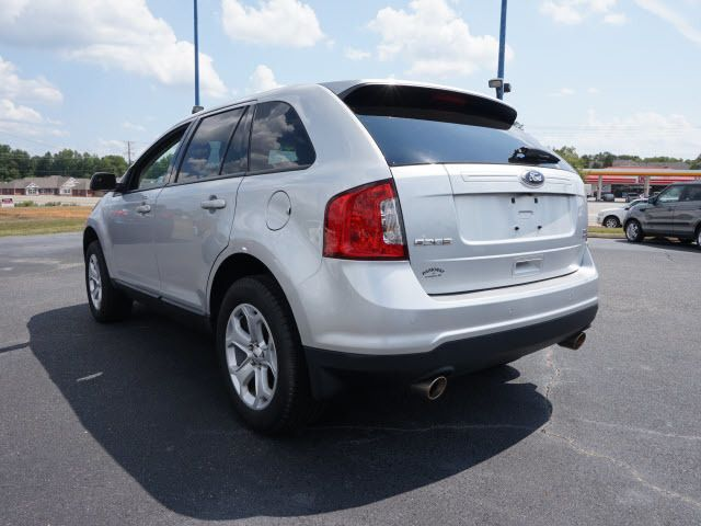 2013 Ford Edge 4dr SEL AWD - 13726587 - 6