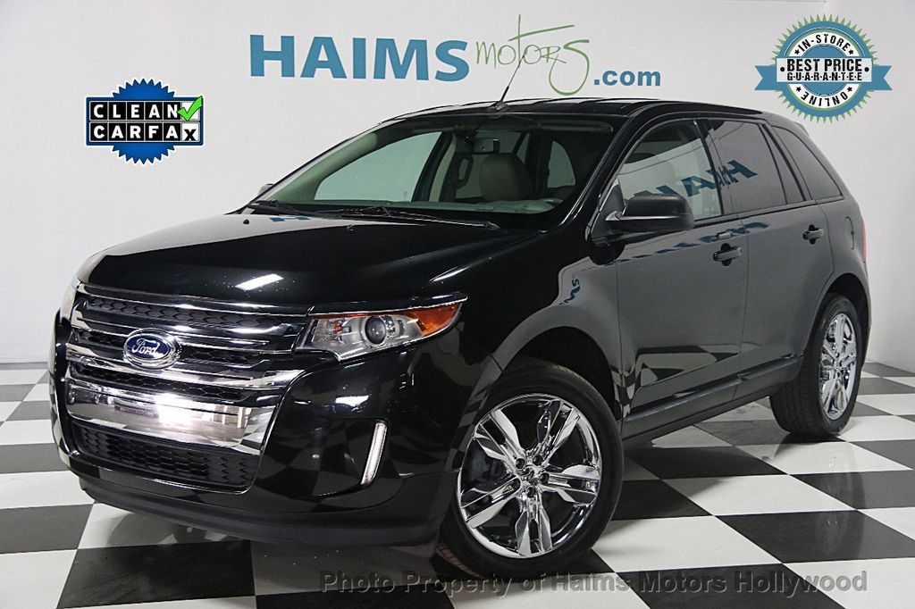 2013 Ford Edge 4dr SEL FWD - 17521486 - 0