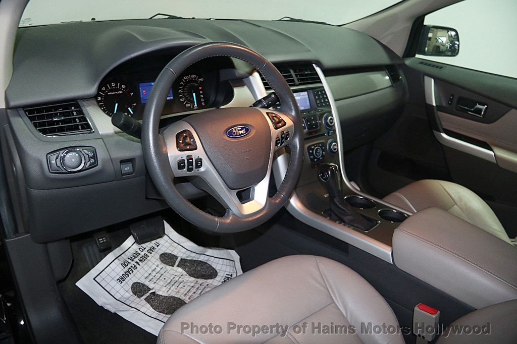2013 Ford Edge 4dr SEL FWD - 17521486 - 18