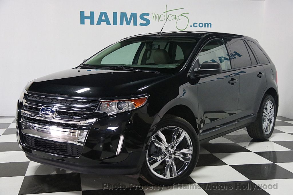 2013 Ford Edge 4dr SEL FWD - 17521486 - 1