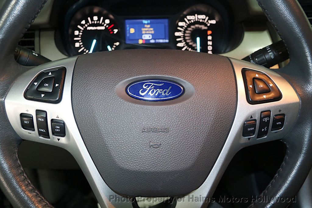 2013 Ford Edge 4dr SEL FWD - 17521486 - 26