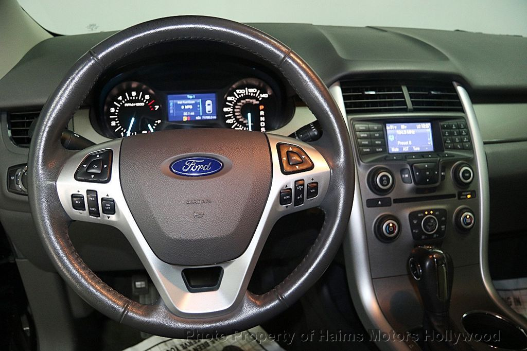 2013 Ford Edge 4dr SEL FWD - 17521486 - 27